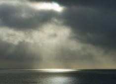 Ray of light. Photo Stefan Linnerhag