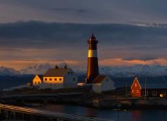 Tranøy Lighthouse, Norway